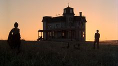 Days of Heaven-if you haven't seen this movie you are missing out-so beautifully filmed, so romantic.