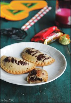 Leftover Candy Hand Pies