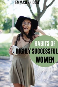 If you want your life to be successful, then you need to create these Habits that highly successful women make daily, from morning routine to daily habits, these highly successful women live a different life to always stay on top...check them out