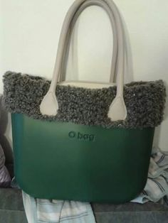 Bordo O - bag uncinetto