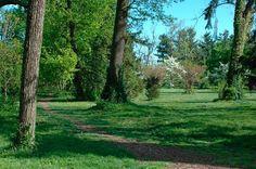 The gardens at Ashland, The Henry Clay Estate, Lexington, Kentucky