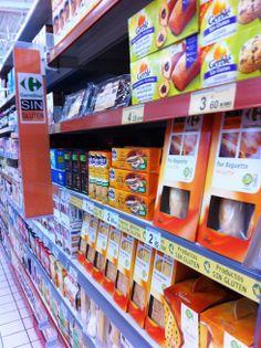 Carrefour Sin Gluten zona
