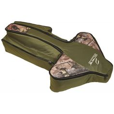 Étui Octane Crypt pour arbalète/ Octane Crypt Case for Crossbow Excalibur, Camo, Older Models, Crossbow, Sneakers, Cover, Polyester, Green, Survival