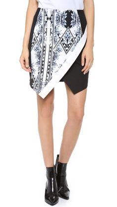 findersKEEPERS Coming Home Skirt $126.00