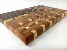 Glitch board #1624 / Ruby Pear Woodworks
