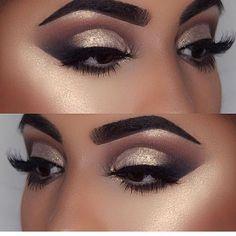 Makeuphall is dedicated to beauty, fashion and makeup.  — So perfect!!!  @shivangi.11
