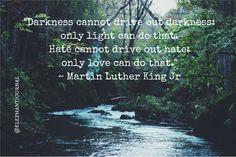 Only Light & Love.