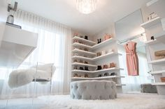 My Dream Closet | Vlog & Reveal - mywhiteT