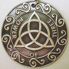 ✯ Power of Three ✯ ahh yes the Trinity