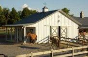 Joanne's Horse Barn » Morton Buildings » 3454