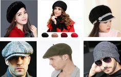 1f5a1cf74be8a Beret hat became one of the most popular hats in the 19th century in the  central