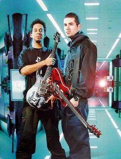 Linkin park Mike Shinoda & Brad Delson