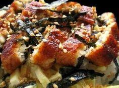 Easy Unagi Sushi Rice Bowl-Hawaiian style Recipe