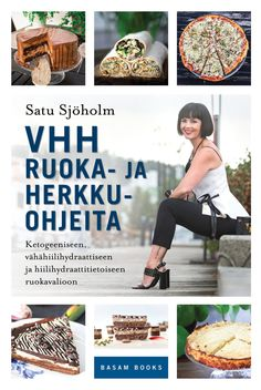 Lchf, Keto Reseptejä, Keto Recipes, Healthy Recipes, Diet, Baking, Food, Recipes, Bakken