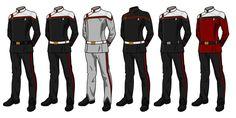 Vaisseau Star Trek, Space Soldier, Star Trek Online, Star Wars Characters Pictures, Space Outfit, Armor Clothing, Uniform Dress, Star Trek Universe, Uniform Design