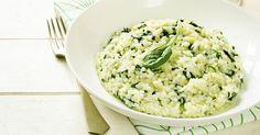 Risotto aux épinards, fromage frais et parmesan (facile, rapide) - Une recette CuisineAZ