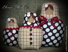 Kуклы Тильды ручной работы.