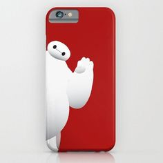 Baymax 5 iphone case, smartphone - Balicase