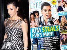 Kim Kardashian Slams Eva Longoria Betrayal Rumors