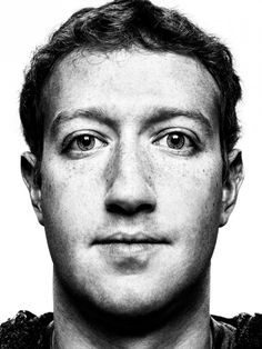 Ego-Wrangling the World's Most Powerful Leaders for a Portrait - Zuckerberg