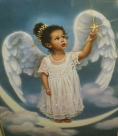 """✨ There lives an Angel so gentle and charming that all who meet her want to remain in her midst. The time comes, though, when each person has to go out into the world, and when that time comes the Angel gives to each whatever gift is asked of her. - Suzanne Siegel Zenkel, """"Your Secret Angel"""" ✨"""