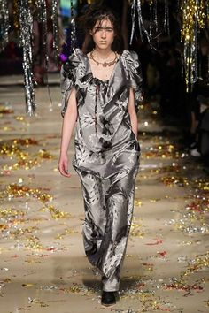 Vivienne Westwood Paris Fashion Week AW '15'16