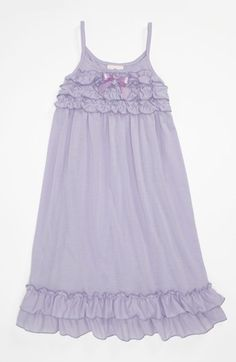 Laura Dare 'Vintage Flair' Nightgown (Little Girls & Big Girls) available at #Nordstrom