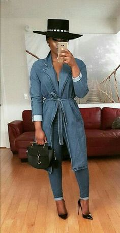 20 Tips for Who Want To Wear Business Casual Jeans Women Chic Outfits, Fall Outfits, Fashion Outfits, Fashion Tips, Love Fashion, Fashion Looks, Womens Fashion, Amo Jeans, Mode Ootd