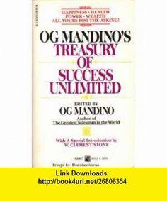 OG MANDINOS TREASURY OF SUCCESS UNLIMITED (9780671685522) Og Mandino , ISBN-10: 067168552X  , ISBN-13: 978-0671685522 ,  , tutorials , pdf , ebook , torrent , downloads , rapidshare , filesonic , hotfile , megaupload , fileserve
