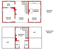Explore Mark Chenail's photos on Photobucket. Dog Trot House Plans, Pole Barn Designs, Dog Houses, Small Houses, Gable Roof, Pole Barn Homes, Barn Plans, Farmhouse Plans, Exterior Design