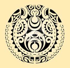 Sticker warrior, confidence, potenza, tortoise, shark, maori, polynesian, onore.