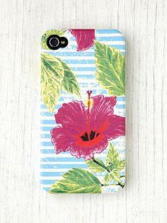 Hibiscus ~ Coque de téléphone