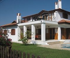 Villa Vardiye View - Two bedroom private villa in Dalyan. Available for holiday rental.