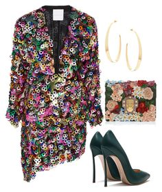 """""""Untitled #5318"""" by teastylef ❤ liked on Polyvore featuring Markarian, Dolce&Gabbana and Lana"""