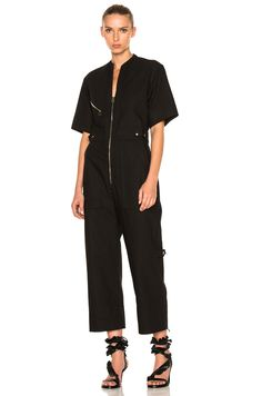 Image 1 of Isabel Marant Talma Jumpsuit in Black