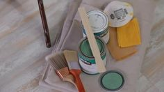 Watch How to Paint Furniture in the Better Homes and Gardens Video
