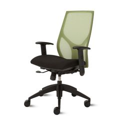 Vault Executive Mid-Back Mesh Back Chair - Desk Chairs - Markets West Office Furniture Phoenix AZ