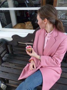 Теплые «розовые очки». | Окно в Париж