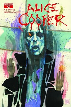 Alice Cooper #2 :: Comics & Graphic Novels :: Books Magazines Comics :: House of Mysterious Secrets - Specializing in Horror Merchandise & Collectibles