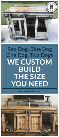 Farmhouse Style single dog kennel by Kennel and Crate! We build pieces of furnit. : Farmhouse Style single dog kennel by Kennel and Crate! We build pieces of furniture for your dog…not just a wooden crate with rebar. Puppy Care, Dog Care, Dog Crates For Sale, Wooden Dog Kennels, Wooden Dog Crate, Airline Pet Carrier, Dog Furniture, Furniture Movers, Puppies Tips