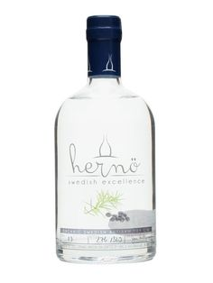 Herno Swedish Excellence Gin : Buy Online - The Whisky Exchange - A London dry style gin distilled at the Hernö Brenneri on the east coast of Sweden. They use a homemade wheat spirit as the base and steep their 8 botanicals for 18 hours before distilling in a 250...