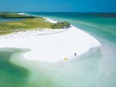 kayak map of the nature coast of fl | Caladesi Island State Park | Anna Maria Island Florida Vacation Rental ...