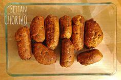 Seitan-Chorizo