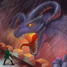 Ο Δράκος και η Θλίψη – Πως να αντιμετωπίζουμε τη θλίψη και το θρήνο στη ζωή μας – Αντικλείδι