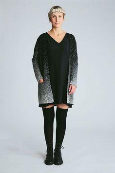 Uhana Design / black over knee socks