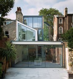 Wimbledon Park Road | Giles Pike Architects #facade