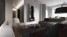 Дизайн квартиры - ЛЕБЯЖИЙ