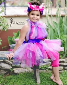 Hey, I found this really awesome Etsy listing at https://www.etsy.com/listing/190174486/halter-dress-tutu-dress-pink-tutu-purple