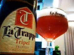 La Trappe Tripel Wine, Drinks, Bottle, Holland, Drinking, Beverages, Flask, Drink, Jars