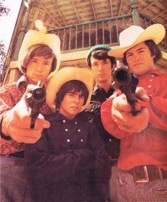 The Monkees #inductthemonkees
